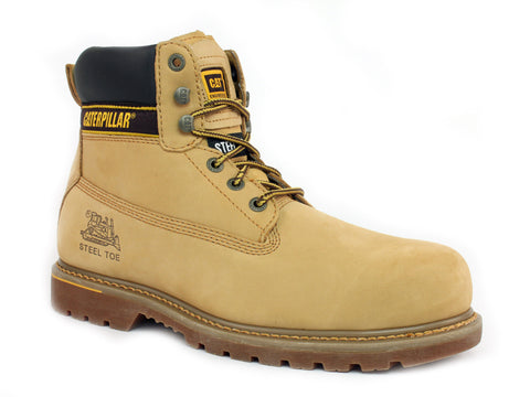 "Caterpillar Holton ST 6"" Men's Work and Safety Boots"
