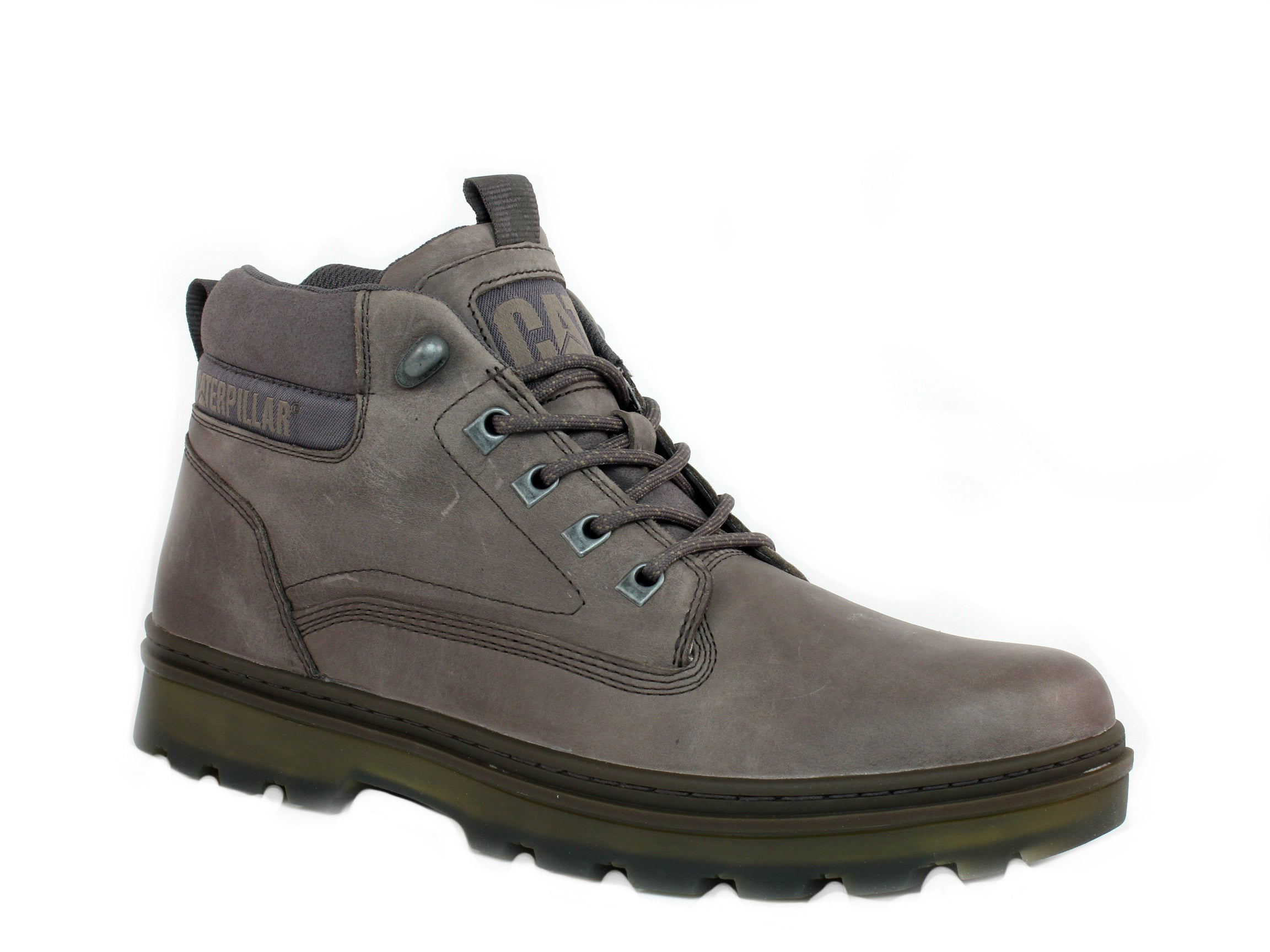 Caterpillar KNOX MID Flex Men's Work Casual Iron Leather Boot