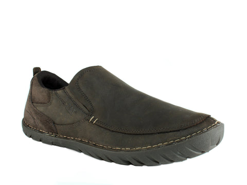 Caterpillar Elkhorn Men's Casual Slip-on Shoes Brown