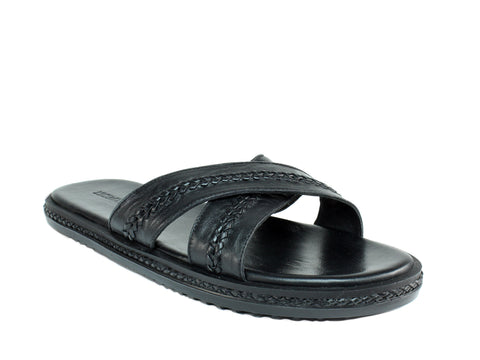 Michael Bastian Men's Cross Sandal Flip-Flop