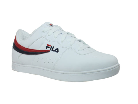 FILA COURT 13 LOW Mens Athletic Shoes Sneakers White