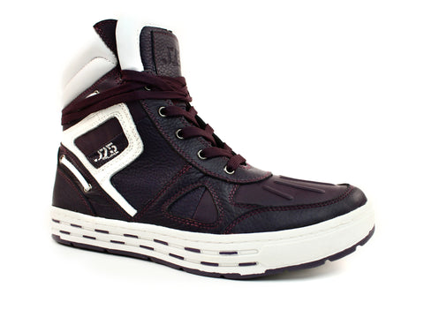 Jump J75 Aspen Men's High-Tops Casual Sneakers Purple