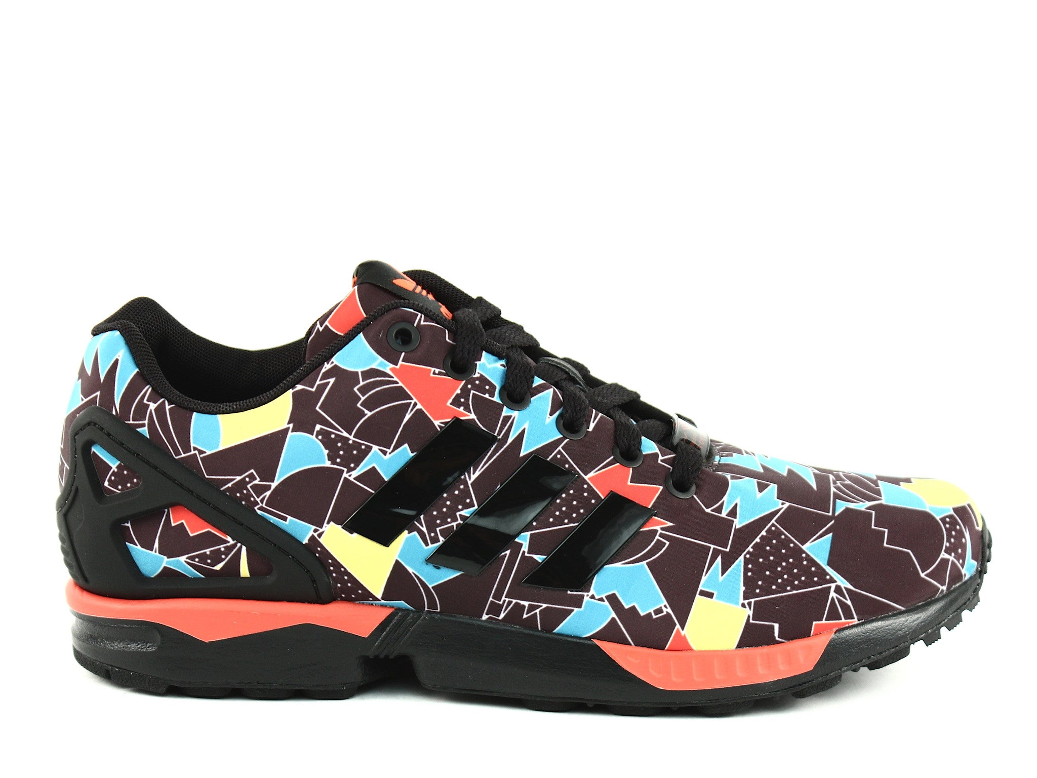 separation shoes a5bca adb9f ... where can i buy adidas zx flux mens athletic shoes sneakers multi color  01bc1 73e0d