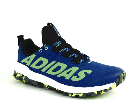 Adidas Vigor Athletic Running Men's Sneakers Blue/Green