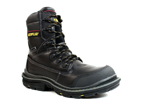 Caterpillar Doffer Composite Toe WP EH  Men's Work Leather Boots