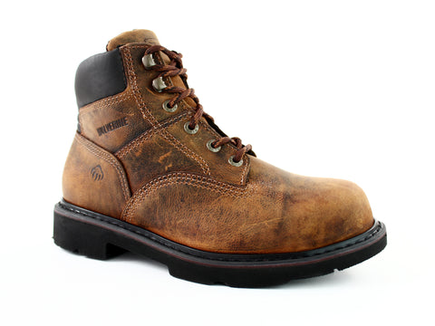 Wolverine Saturn ST Men's Work and Safety Boots Brown