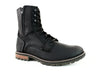 "Caterpillar Andreas 7"" Men's Boots Black Leather"