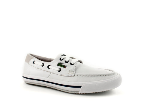 Lacoste Sculler Men's Fashion Casual Leather Shoes Sneakers