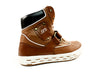 JUMP J75 ARROW Men's High-Tops Casual Leather Sneakers, Tan
