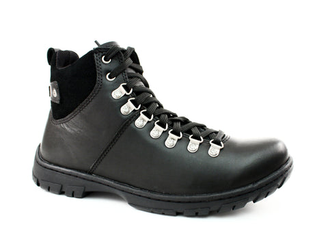 Harley Davidson Crossen Men's Casual Black Boots
