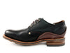 Caterpillar Saul Oxfords Black/Brown Men's Casual Shoes
