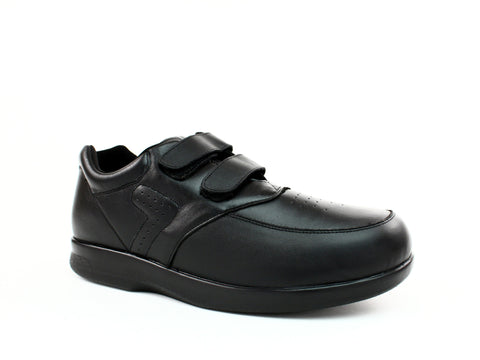 British Walkers Men's Black Casual Shoes
