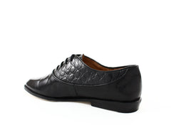 Ann Marino Mac Classic Black Women's Shoes