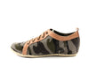 Jaguar  Women's Casual Camo Print Canvas Shoes