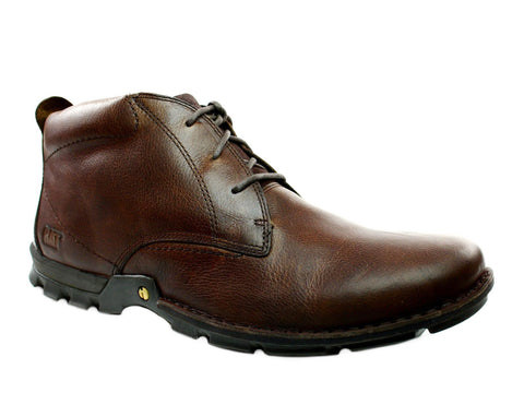 Caterpillar Blaxland Mid Chukka Men's Brown Boots