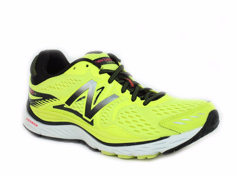 New Balance M880RB6 Men's M880v6 Running Athletic Shoes Sneakers Yellow