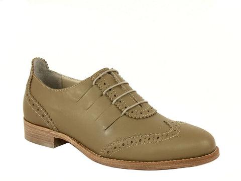 Diesel Women's Black Gold Label CLEO-LU Oxford Shoes