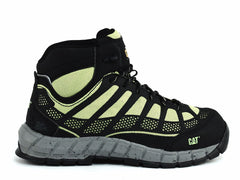 Caterpillar STREAMLINE MID WP Comp Safety Toe Women's Work Casual Lime Boots