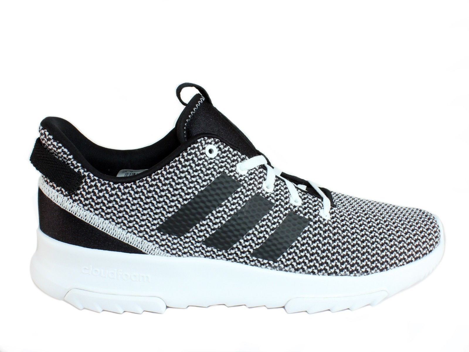 86ad938b9312 Adidas CF RACER TR Men s Athletic Trail Running Shoes Sneakers Black White