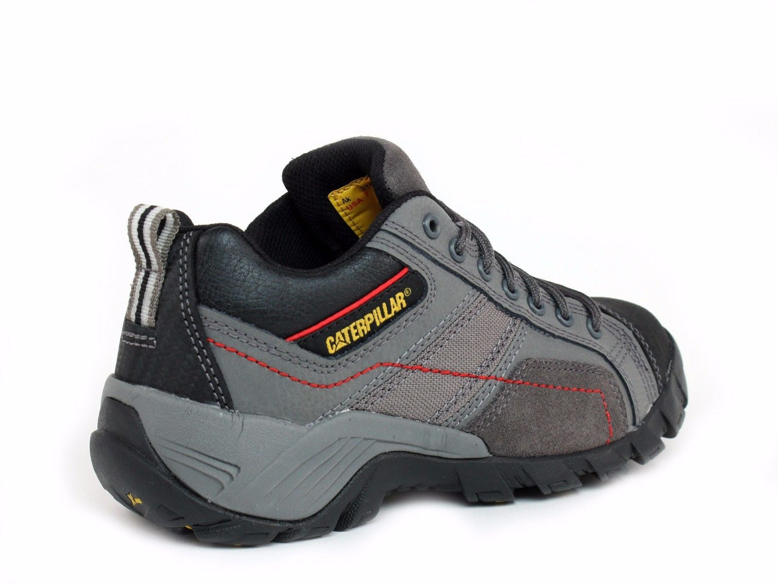 Caterpillar Argon Comp Toe Eh Slip Resistant Mens Work Safety Shoes