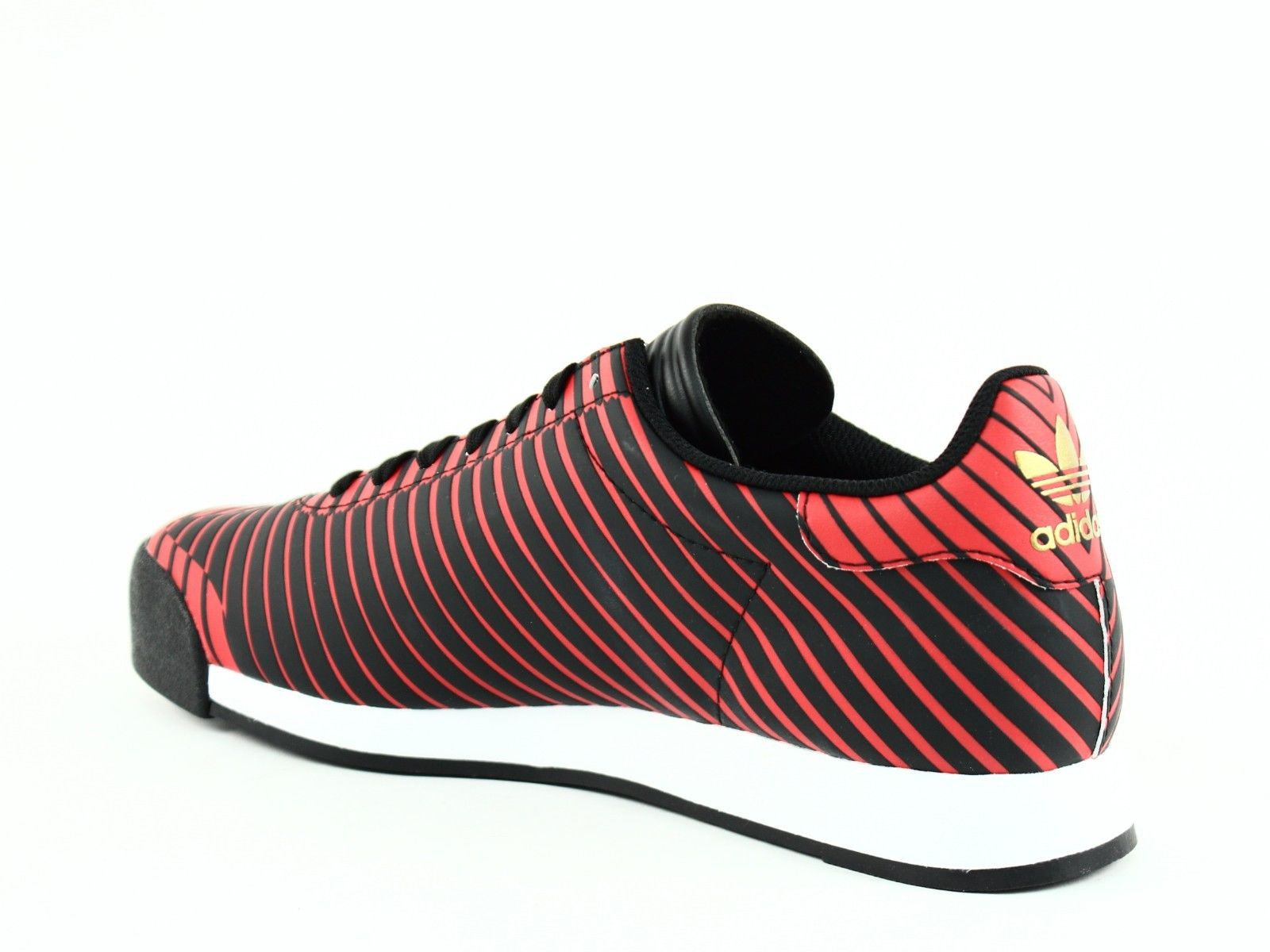adidas samoa red and black