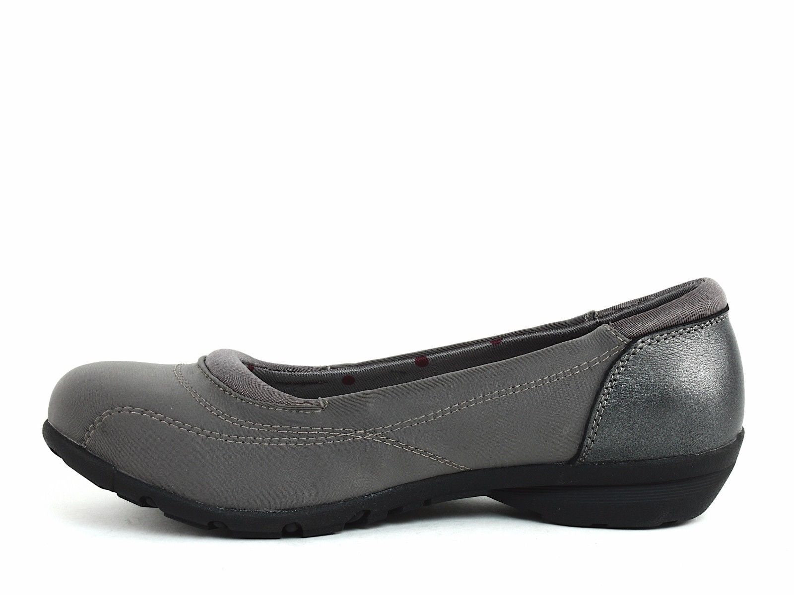 Skechers Career PRESIDENT Women's Casual Comfortable Loafer Flat Charcoal  Shoes
