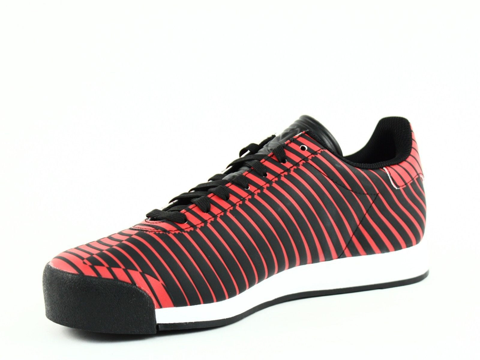 4312c4df9ce719 ... best price adidas samoa plus mens sneakers athletic shoes black red  869f8 697c9 sale adidas nmd ...