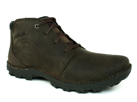 Caterpillar TRANSFORM Mid Cut Muddy Leather Boots