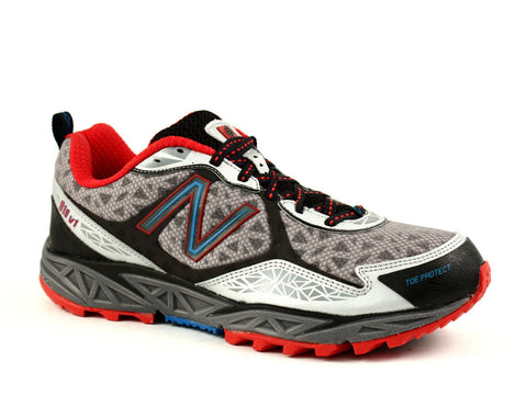 New Balance MT910RD  Men's Sneakers Athletic Shoes Gray/Red/Black