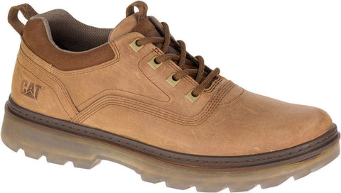Caterpillar KNOX LO Flex Mens Work Casual Tater Leather Shoes