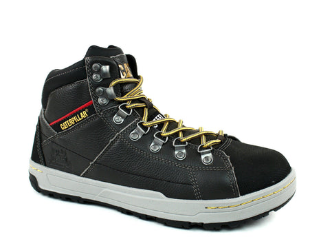 Caterpillar Brode HI ST Men's Steel Toe Boots Work & Safety High-Tops Leather