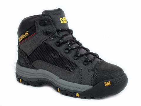 Caterpillar CONVEX MID Steel Toe EH Slip Resistant Men's Work Safety Boots