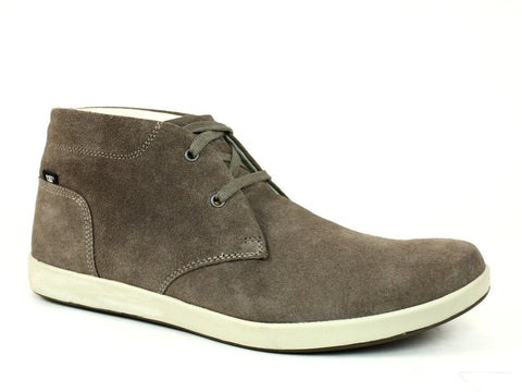 Caterpillar Beck Mid Men's Boots Suede/Leather Chukka Worn Brown