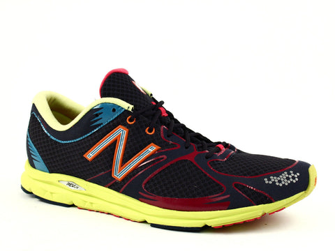 New Balance MR1400NY Mens Athletic Shoes Sneakers Navy/Yellow/Red
