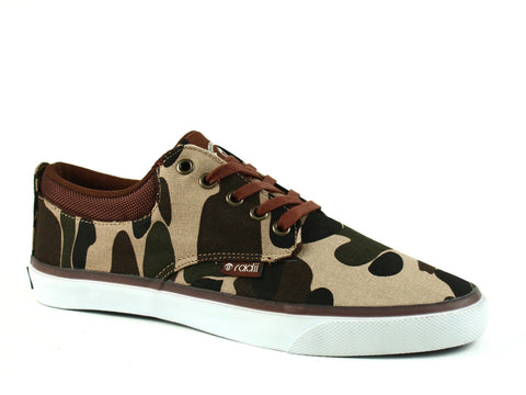 Radii THE JAX Men's Casual Shoes Low-Top Sneakers Bubble Camo