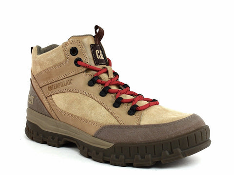 Caterpillar EVOLVE MID Slip Resistant Men's Work Casual Honey Leather Nubuck Boot