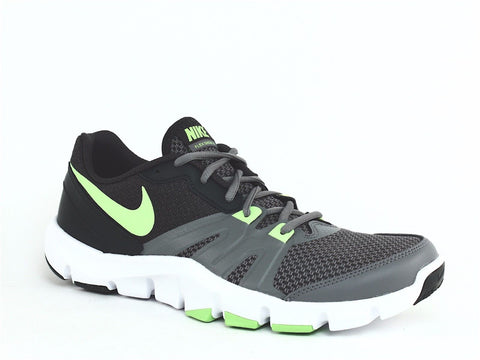Nike FLEX SHOW TR4 Men's Training Running Athletic Shoe Sneaker Gray Green White