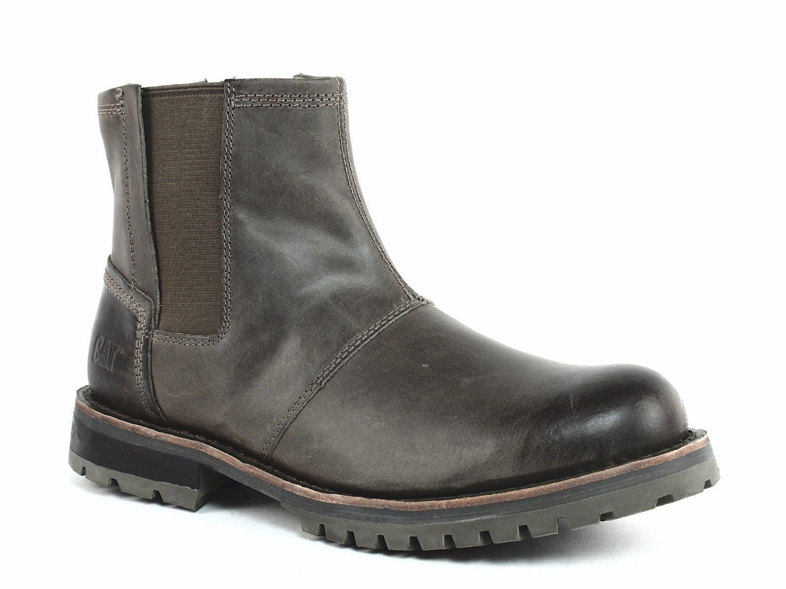 Caterpillar STATEN   Pull On Casual Mens  Leather Boots