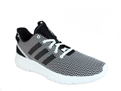 Adidas CF RACER TR Men's Athletic Trail Running Shoes Sneakers Black White