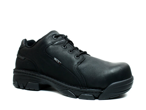 Wolverine Falcon CT Oxford Men's Black Shoes