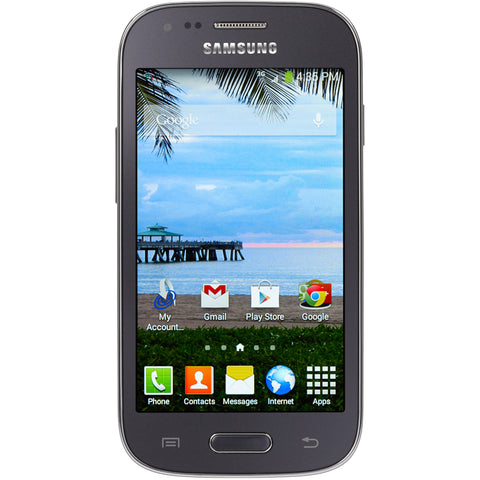 NET 10 SAMSUNG GALAXY ACE SMART PHONE