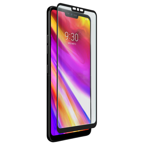 NITRO - LG G7 BLACK BEZEL TEMPERED GLASS