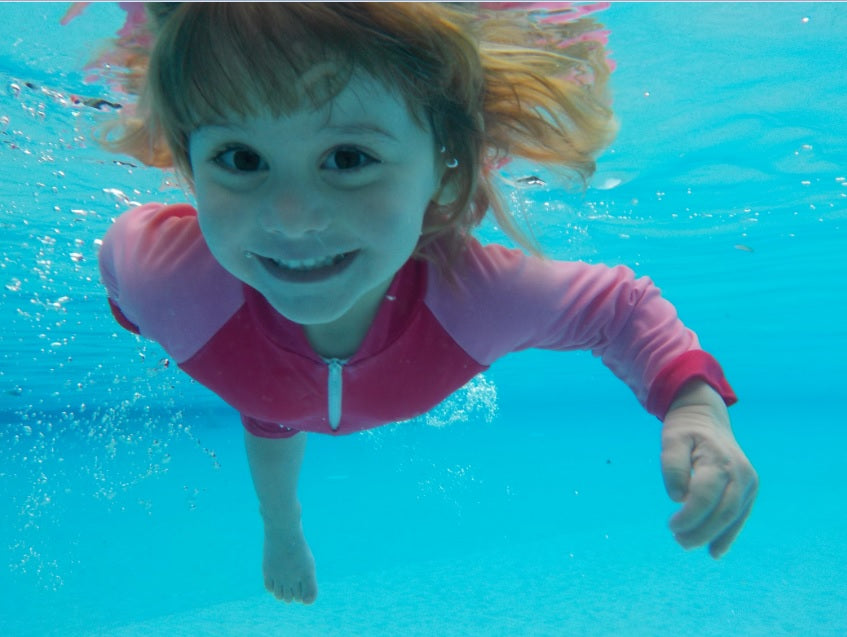 Nozone sunsuit swimming photo contest