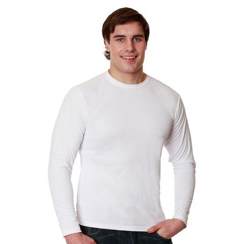 Men's Long Sleeved Versa-T Shirt