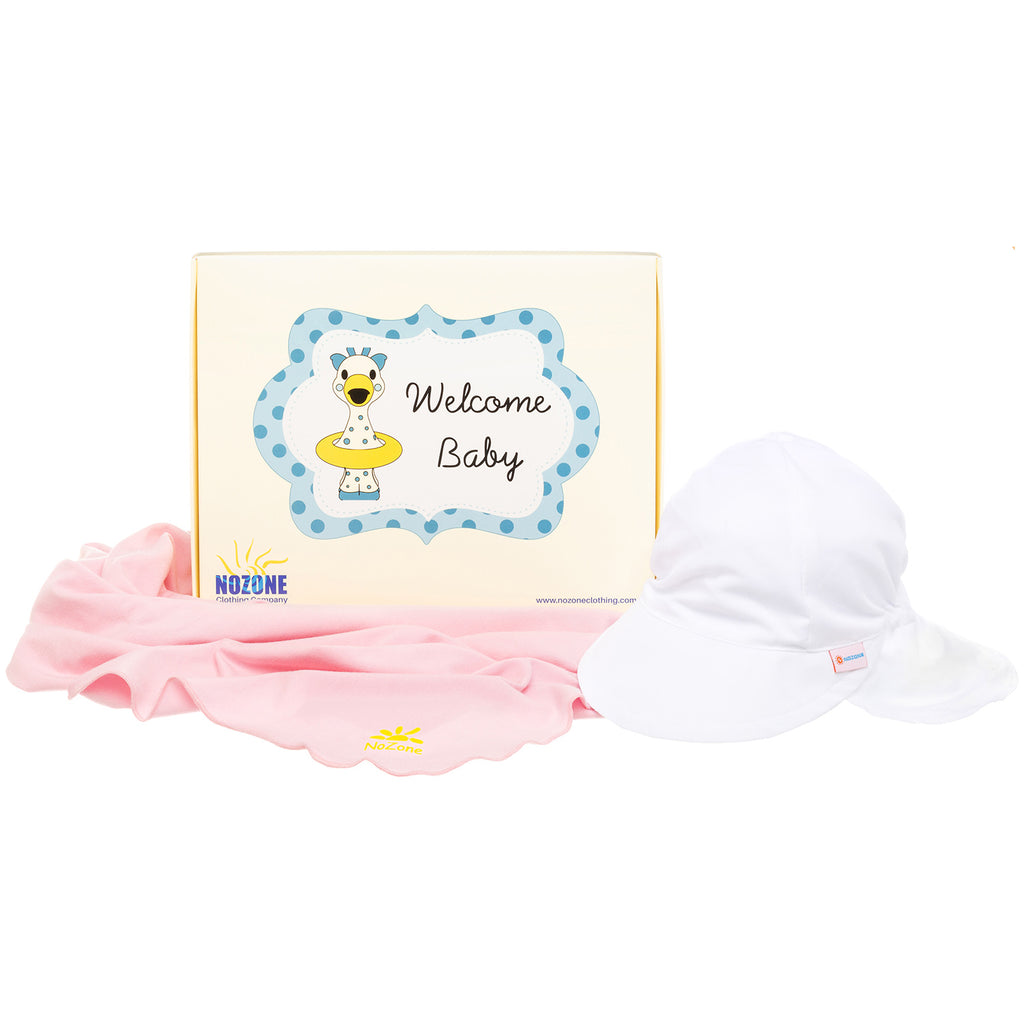 e8d782a39 Nozone Welcome Baby - Flap Hat & Blanket Gift Box Set – NoZone_Clothing