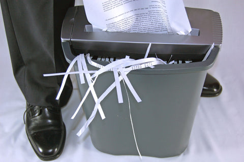 How long before you need to shred documents