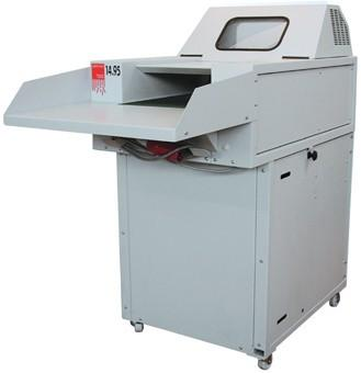 Intimus Cross Cut,Intimus Industrial - Intimus Power 14.95 (1/4in. X 2in.) Cross Cut Shredder