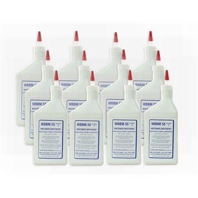 Intimus Supplies - 12 Pint Case Of Intimus Shredder Oil