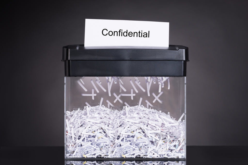 5 Advantages of Responsible Document Shredding