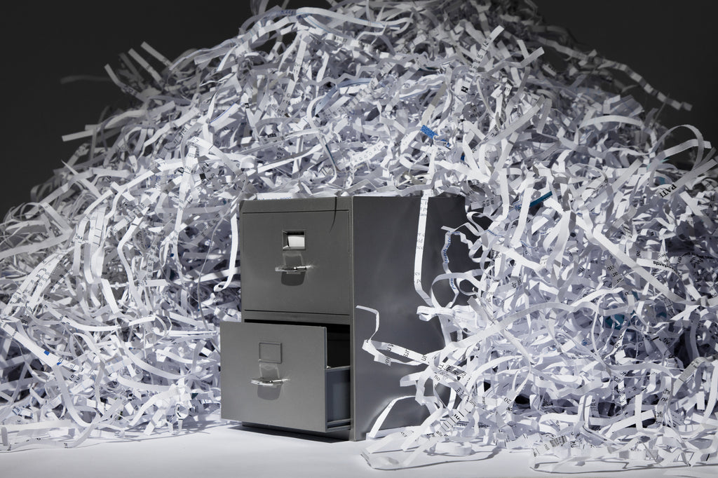 4 Kinds Of Material that Can Be Destroyed by A Heavy Duty Shredder